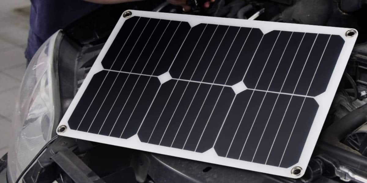 Best Solar Battery Maintainer