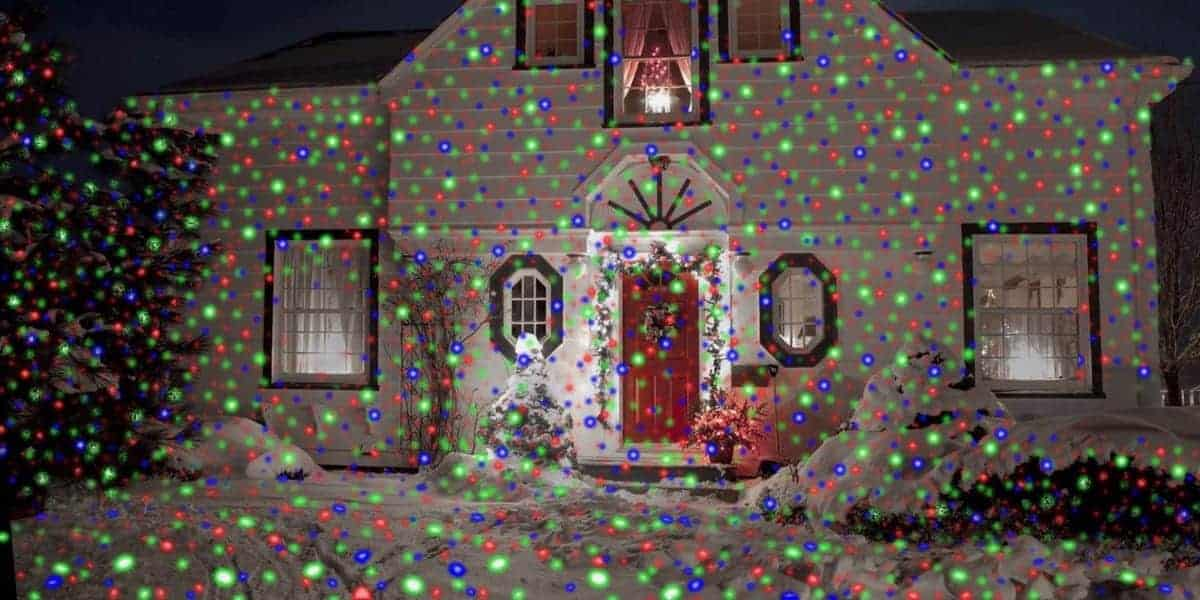 Best Solar Christmas Laser Lights