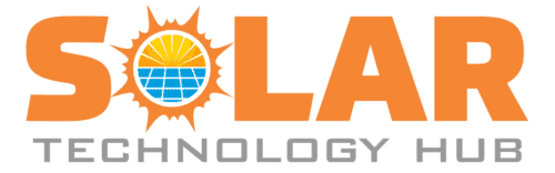 Solar Technology Hub Logo