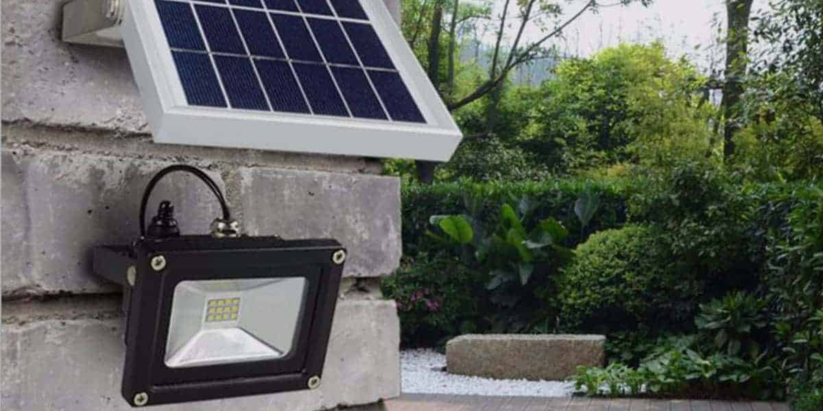 Best Solar Powered Flood Lights