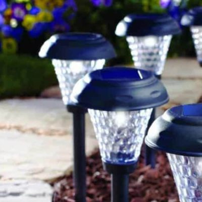 Best Solar Powered Garden Lights